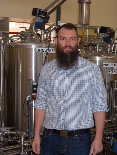 Also on the 2014 Brewing Team - Joe Williams