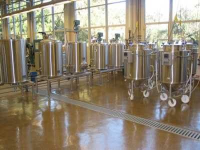 Barrel Brewery Project